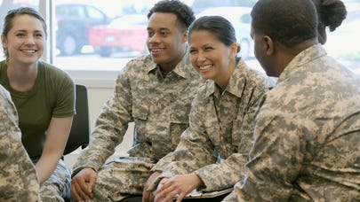 Helping veterans with disabilities maintain their independence