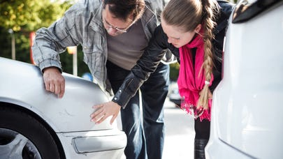 Should you call your insurance company after a minor accident?