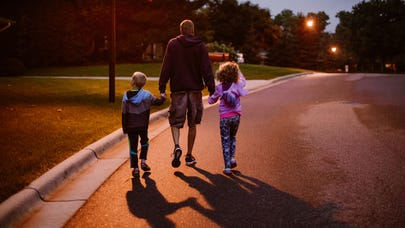 High visibility: Pedestrian and driver safety for driving in the dark