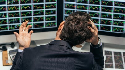 Survey: Majority of top experts believe a stock market correction is likely within the next year