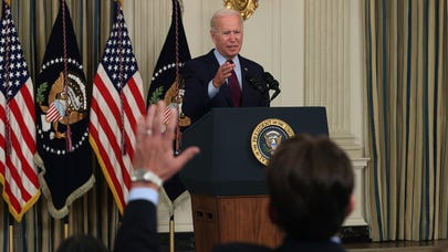 Debt ceiling default would raise mortgage payments, President Biden says. Here's what might actually happen.