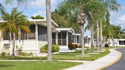 Mobile home: Florida