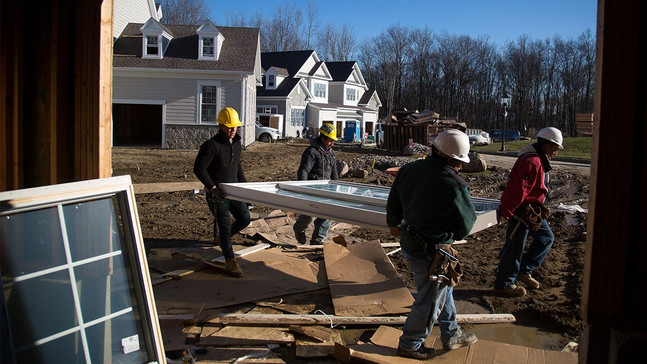 As Mortgage Rates Ease, Heree Some New Homes To Buy