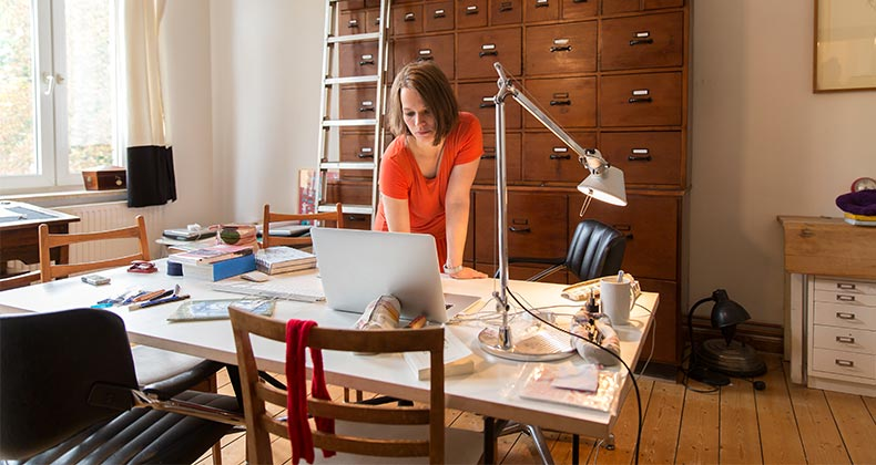 2 ways to claim your home office on your taxes