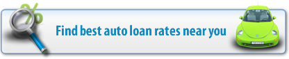 Find best auto loan rates near you