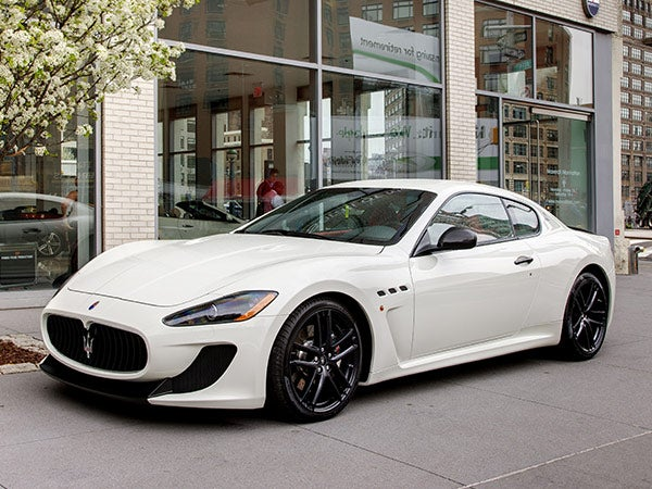 Maserati Granturismo 2dr