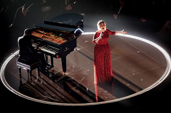 Trip for two to the 59th annual Grammy Awards | Christopher Polk /Getty Images