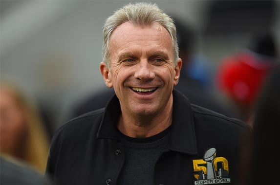 One day in a private camp with Joe Montana | Thearon W. Henderson/Getty Images