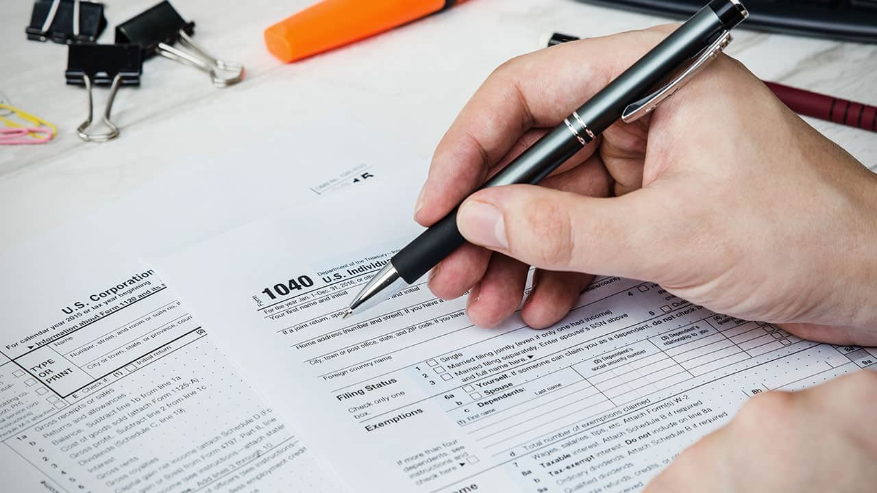 Filing Taxes For A Deceased Person Bankrate