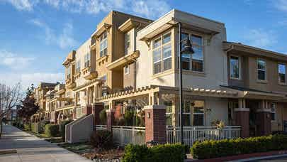 Condos beat town houses and vice versa