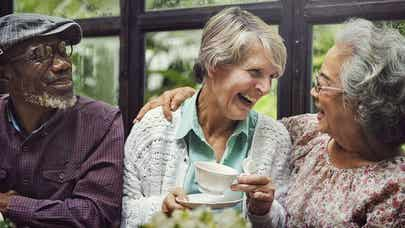 Buying a retirement annuity