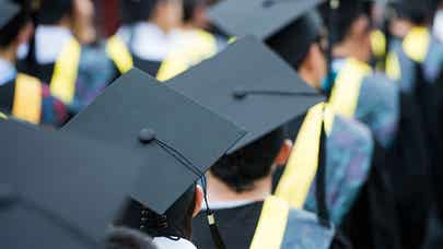 Should co-signer sue kid over student loan?